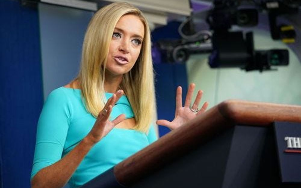Kayleigh McEnany called Biden a 'man of the people' before supporting Trump