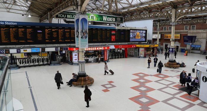 Coronavirus: Franchising 'ended' as government seeks new rail future