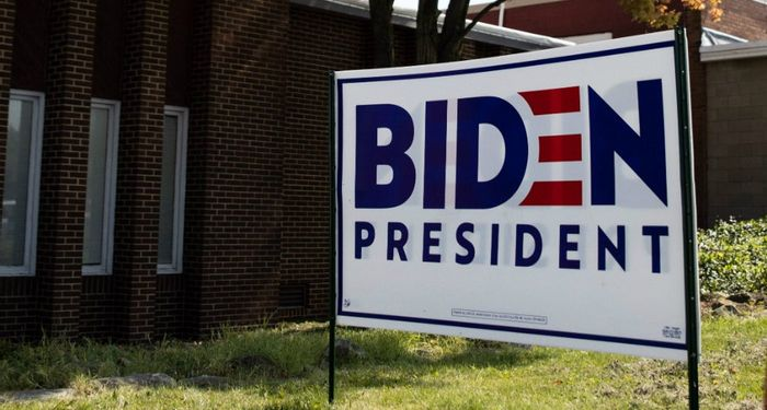 Florida man says he was fired for revealing company warned of layoffs if Biden wins