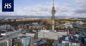 HS Helsinki A surprise turn in Pasila: The Yle Tower, which dominates the Helsinki landscape, will still remain in place