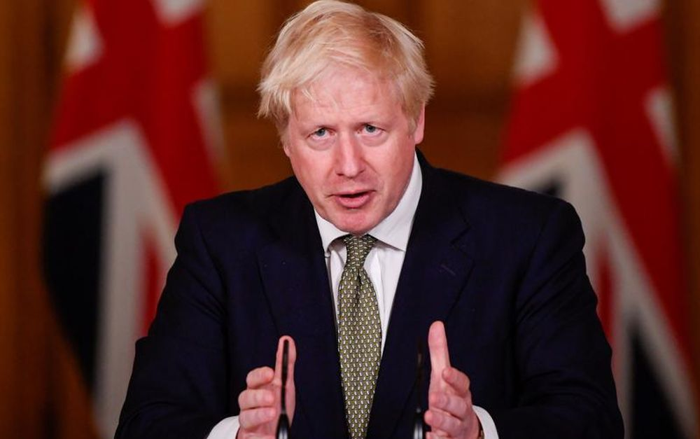 No more trade talks unless EU changes position, UK's Johnson says