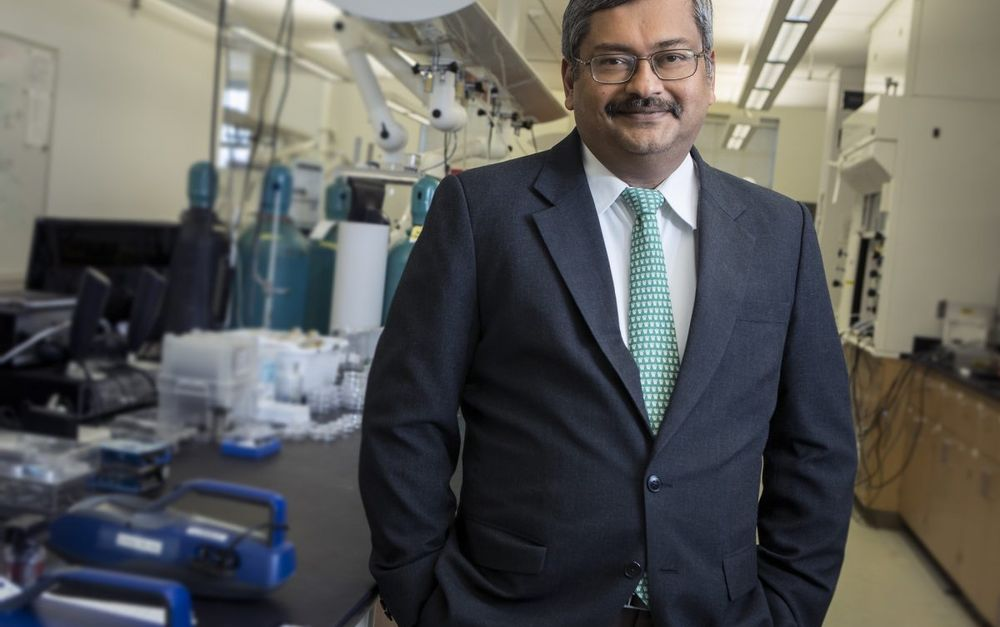 The dean and future of the College of Engineering: Aerosol scientist and engineer Pratim Biswas